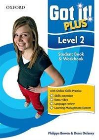 Book Got It! Plus: Level 2 Student Pack: A four-level American English course for teenage learners by Philippa Bowen