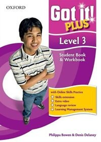 Book Got It! Plus: Level 3 Student Pack: A four-level American English course for teenage learners by Philippa Bowen