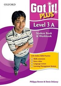 Got It! Plus: Level 3 Student Pack A: A four-level American English course for teenage learners