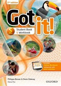 Book Got It: Starter Level Students Pack with Digital Workbook by Philippa Bowen