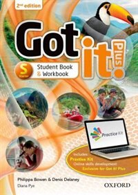 Book Got it! Plus: Starter Student Pack: Get it all with Got it! 2nd edition! by Philippa Bowen