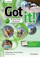 Got It!: Level 1 Students Pack with Multi-ROM