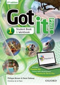 Book Got it! Plus: Level 1 Student Pack: Get it all with Got it! 2nd edition! by Philippa Bowen