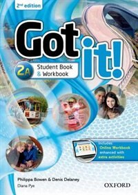 Book Got It: Level 2 Students Pack A with Multi-ROM by Philippa Bowen