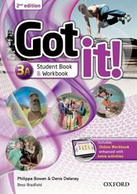 Book Got It: Level 3 Students Pack A with Multi-Rom by Philippa Bowen