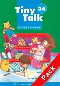 Book Tiny Talk: Level 3 Pack A (Student Book and Audio CD) by Susan Rivers