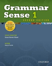 Grammar Sense: Level 1 Student Book Pack