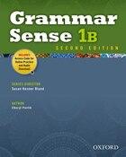 Grammar Sense: Student Book 1B Pack