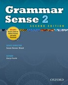 Grammar Sense: Level 2 Student Book Pack