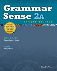 Grammar Sense: Level 2a Student Book Pack