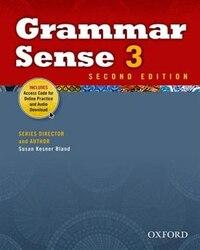 Grammar Sense: Level 3 Student Book Pack