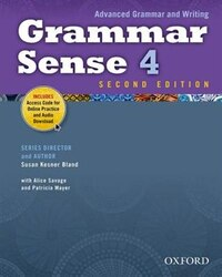 Grammar Sense: Level 4 Student Book Pack