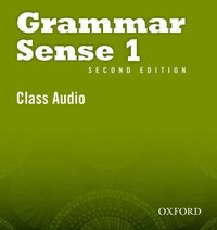 Grammar Sense: Level 1 Class CD (2 Discs)
