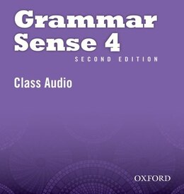 Book Grammar Sense: Level 4 Audio CDs by Susan Kesner Bland