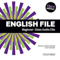English File: Beginner Class Audio CD (5 Discs)