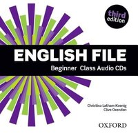 English File: Beginner Class Audio CD (5 Discs)