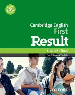 Book Cambridge English First Result: Students Book by Paul A. Davies