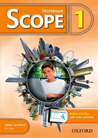 Book Scope: Level 1 Workbook with Online Practice (Pack) by Lewis Lansford