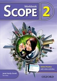 Scope: Level 2 Workbook with Online Practice (Pack)