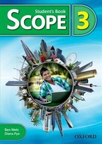 Book Scope: Level 3 Students Book by Ben Wetz