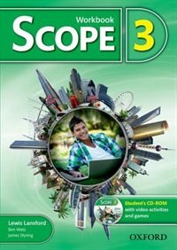 Book Scope: Level 3 Workbook with Students CD-ROM (Pack) by Ben Wetz