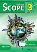 Scope: Level 3 Workbook with Online Practice (Pack)
