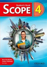 Book Scope: Level 4 Students Book by Bess Bradfield