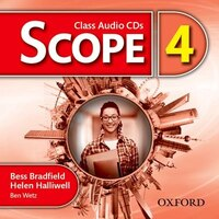 Scope: Level 4 Class Audio CDs