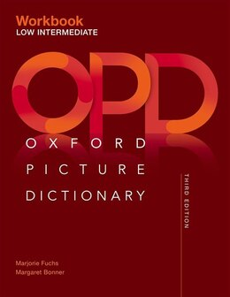 Book Oxford Picture Dictionary: Low Intermediate Workbook by Jayme Adelson-Goldstein