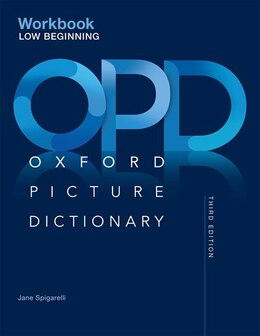 Book Oxford Picture Dictionary: Low-beginning Workbook by Jane Spigarelli