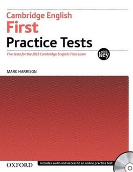 Book FCE Practice Tests with Key and Audio CD Pack by Mark Harrison