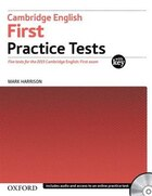 FCE Practice Tests with Key and Audio CD Pack