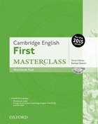 Cambridge English: First Masterclass: Workbook Pack without Key