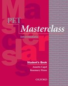PET Masterclass: Student Book and Introduction to PET pack