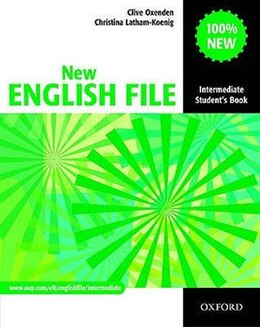 Book New English File: Intermediate Student Book by Clive Oxenden
