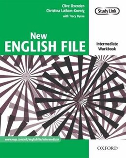Book New English File: Intermediate Workbook by Clive Oxenden