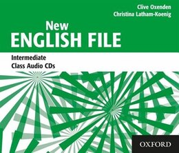 Book New English File: Intermediate Class Audio CDs (3) by Clive Oxenden