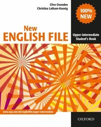 New English File: Upper-Intermediate Students Book