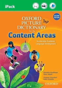 Book Oxford Picture Dictionary for the Content Areas: E-Book CD-ROM SUV by Dorothy Kauffman