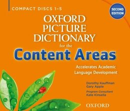 Book Oxford Picture Dictionary for the Content Areas: Class CDs (X6) by Dorothy Kauffman