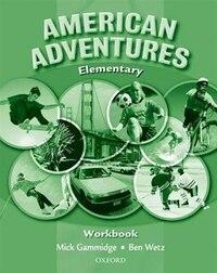 American Adventures: Elementary Workbook