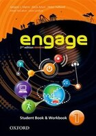 Engage: Level 1 Student Book and Workbook with MultiROM