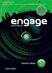 Book Engage Special Edition: Level 3 Teachers Pack by Christina de la Mare