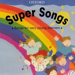 Book Super Songs: Audio CD by Oxford