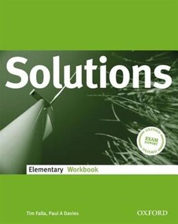 Book Solutions: Elementary Workbook by Tim Falla