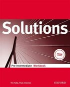 Solutions: Pre-Intermediate Workbook