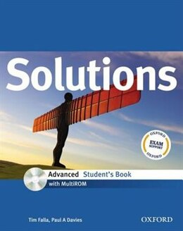 Book Solutions: Advanced Students Book with MultiROM Pack by Tim Falla