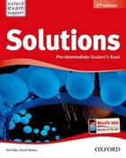 Solutions: Pre-Intermediate Students Book