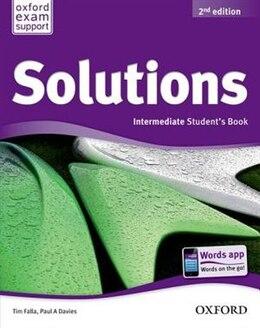 Book Solutions: Intermediate Student Book by Tim Falla