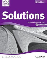 Solutions: Intermediate Workbook and Audio CD Pack